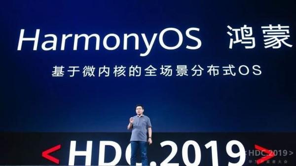 <b>手机平板电脑除外 华为终端明年将全线搭载鸿蒙OS</b>