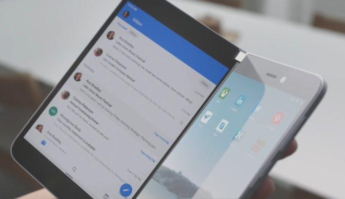 微软Surface Duo支持现有的Android应用,但仍存在一个缺陷
