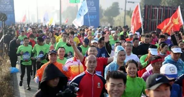 2019溧阳别桥原乡半程马拉松赛完美落幕