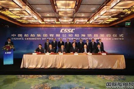 首获全球最大VLEC订单!江南造船自主研发设计击败韩国船企
