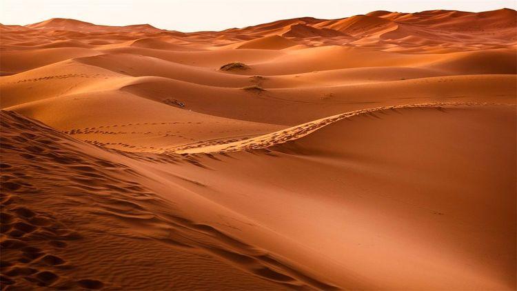 """全球最热的地方,温度高达71摄氏度,有着""""烤熟的小麦""""之称"""