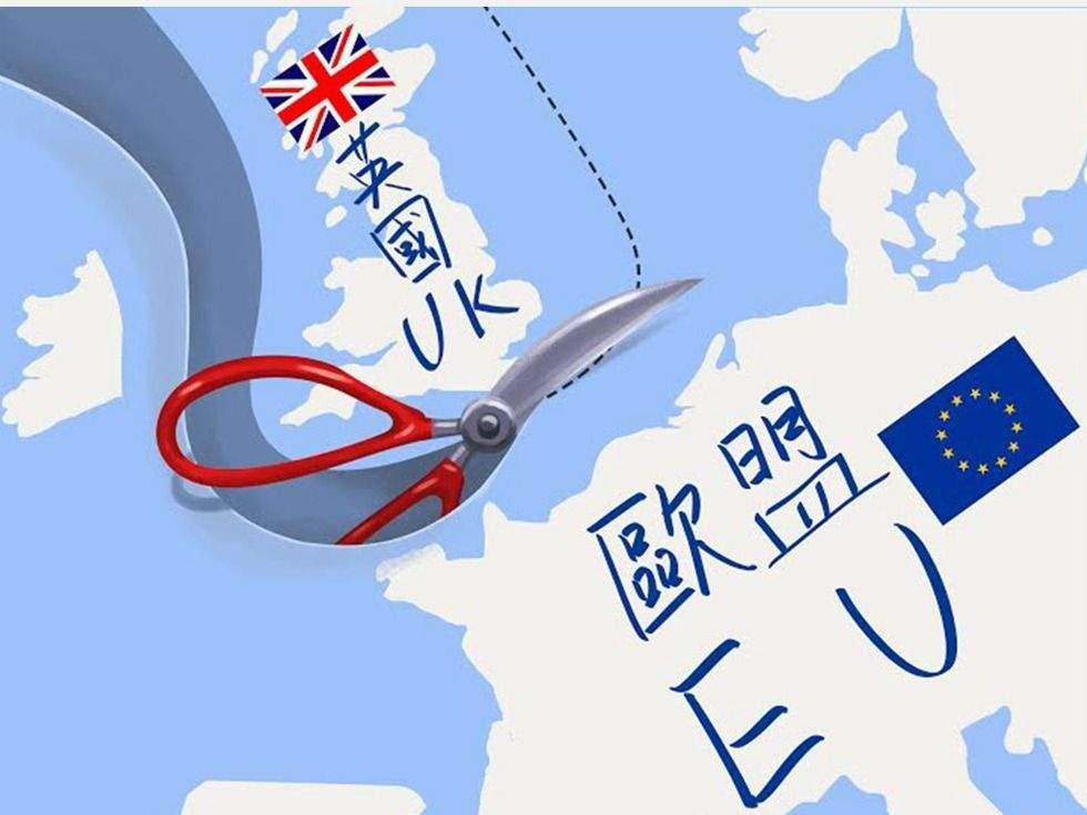 欧盟的gdp_最新预测!2020年,印度GDP零增长,欧盟下滑7.5%!中、美呢?