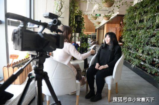 乔碧萝首次露脸采访:现在胖了,该赚的钱我都赚到了
