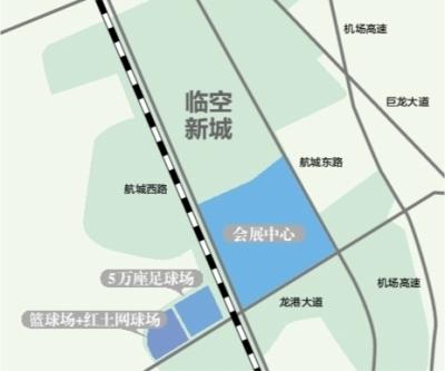 武汉将建世界级国际会展商务新城