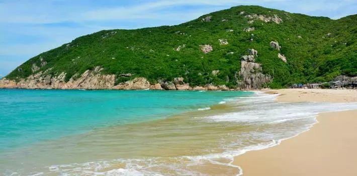 太美了,你所不知道的海南最小众的海湾
