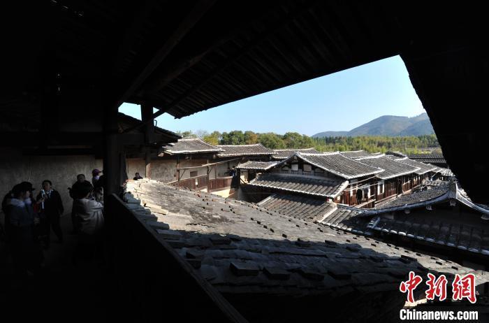 亚硝酸钠的作用闽南式古民居建筑群――福建沙县水美古堡