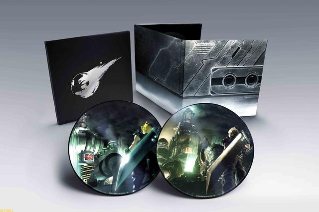 感恩节祝福语《最终幻想7》黑胶唱片