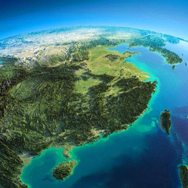 地图看世界;超高清3d地图看中国地缘格局