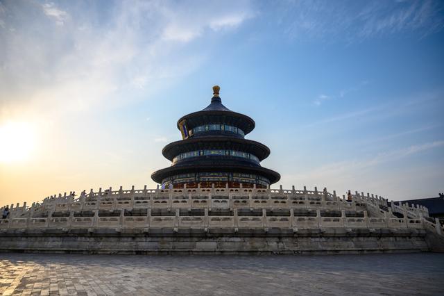 北京天坛公园,世界上最大的祭天场所,面积相当于4个故宫大小