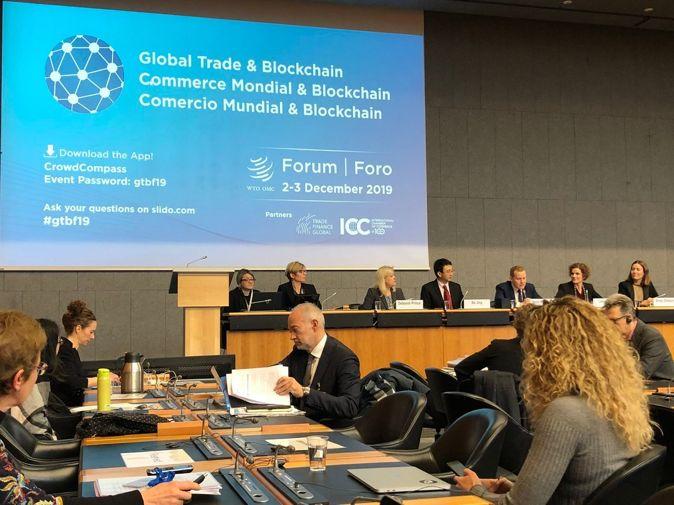 百度超级链作为唯一中国代表出席WTO论坛,参与全球技术标准制定