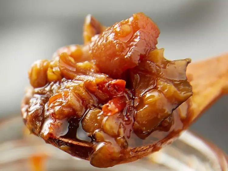 没有添加的酱,鲍鱼和各种海鲜加持,孕哺乳期得吃辣酱中的爱马仕!