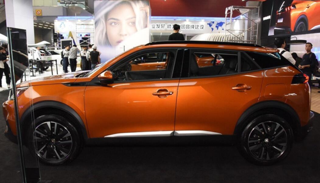 """<b>又一小型SUV亮相 独有裸眼3D仪表 颜值堪称""""标杆"""" 年轻人会买账吗?</b>"""