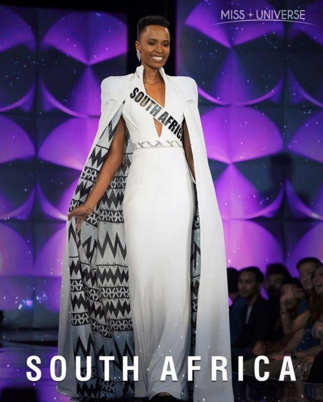 南非小姐夺环球小姐后冠,中国小姐无缘前三,缅甸小姐出柜上头条