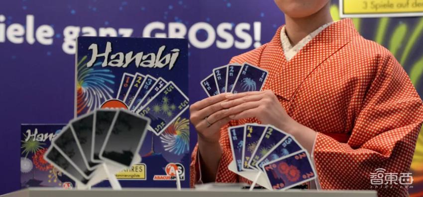 会合作打牌的AI来了!Facebook机器人击败顶级纸牌玩家_Hanabi