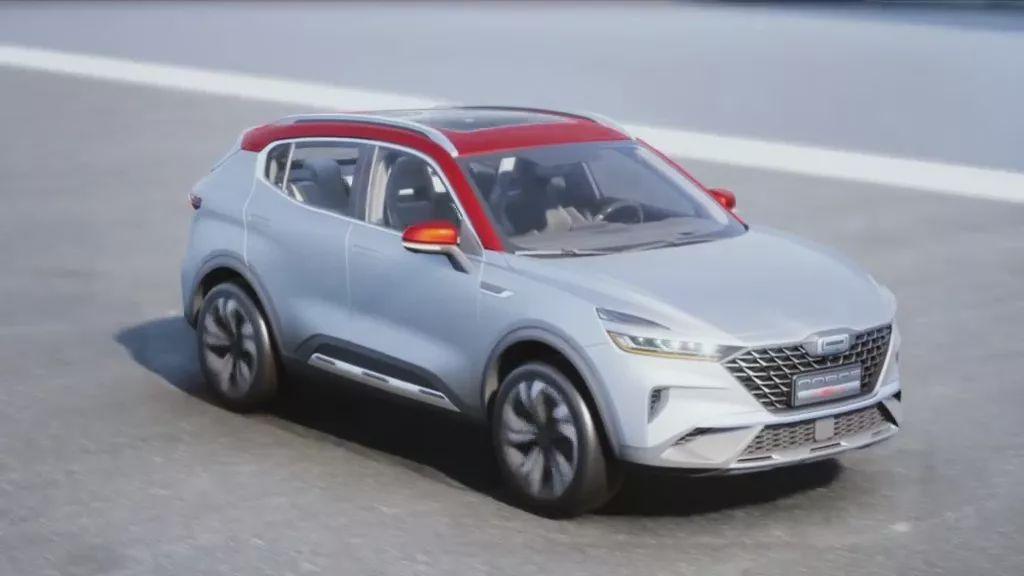 <b>终于有新车了,观致全新SUV预告视频曝光</b>