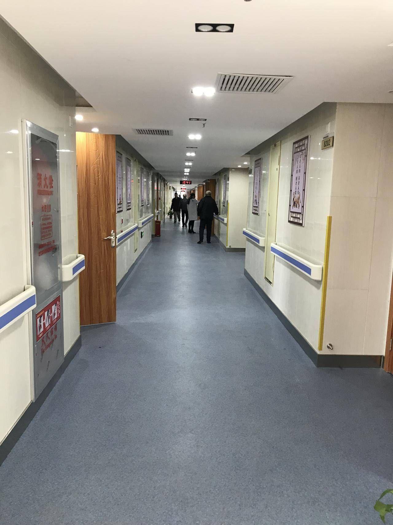 武汉市蔡甸区新社会福利院投入使用设置有养老床位1000张