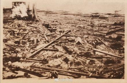侵华日军相册中发现南京大屠杀原版照片_毛伟