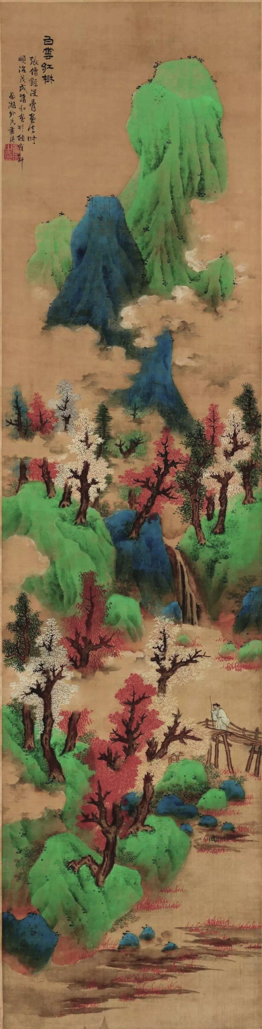 最美山水画丨不作收藏也要挂上一年