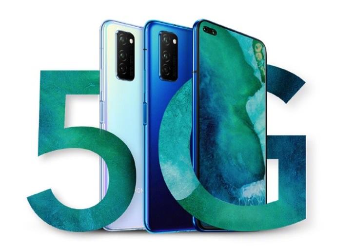 5G之后,網盤上傳速度有多快?榮耀V30PRO實測