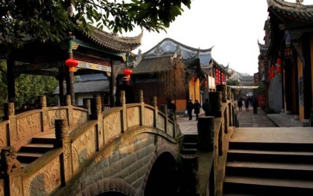 不输苏杭,重庆几大古镇太美了