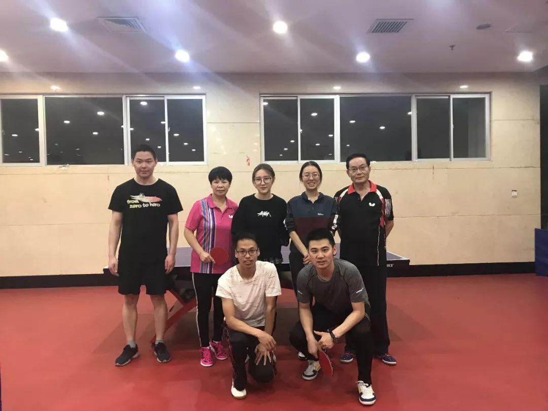 大连理工大学2019年研究生师生乒乓球团体赛即将开赛