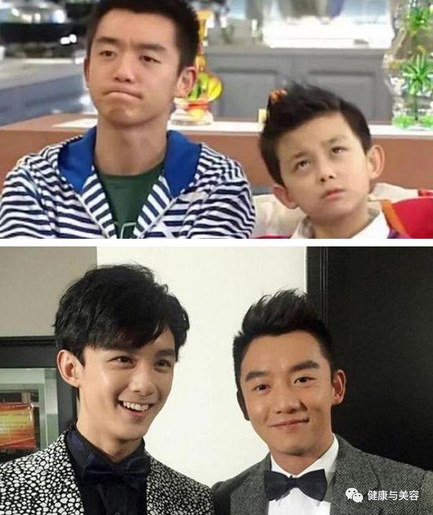 <b>童星出道的吴磊,他的手机里到底藏有多少张对比照?</b>
