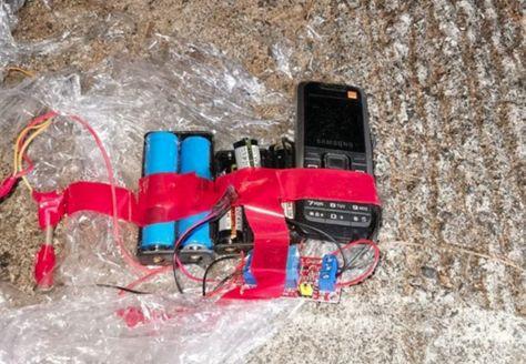 e838电池港警湾仔学校附近拆除炸弹:
