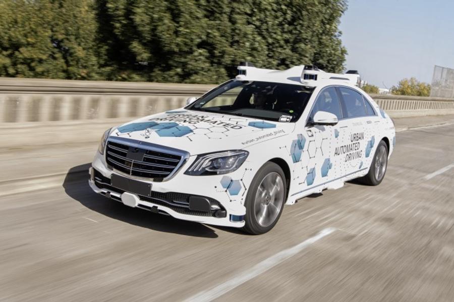 """宣布在美启动自动驾驶出租车试点项目,博世、奔驰两年合作""""交答卷"""""""