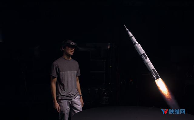 Unreal免费开放《Apollo 11 Mission AR》HoloLens 2项目示例