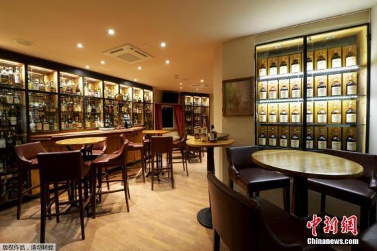 完美收藏?3900多瓶葡萄酒将拍卖 总价或达800万英镑