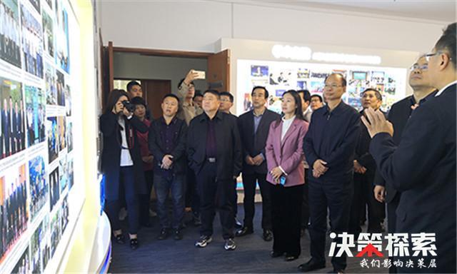 漯河经济技术开发区党工委副书记带队参加豫粤经开区对接交流活动