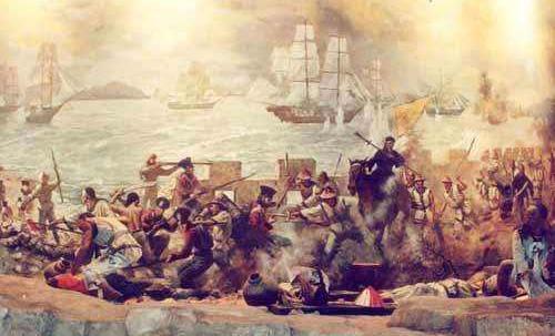 鸦片战争前中英经济总量对比