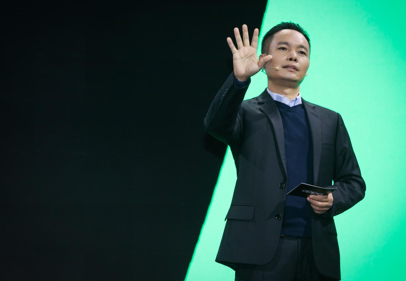 OPPO创始人陈明永:未来三年,OPPO总研发投入500亿