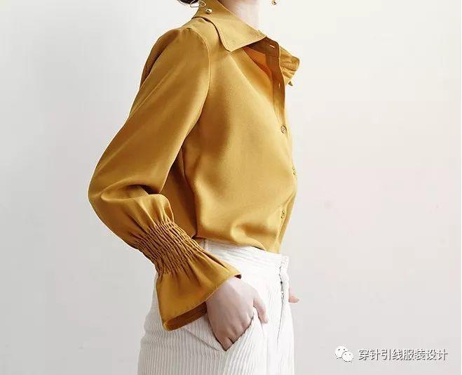 工艺   服装设计中会用到哪些特殊工艺呢?设计师的你必须了解下!