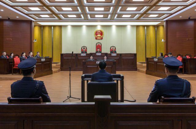 陕西省委原常委、秘书长钱引安受贿案一审宣判