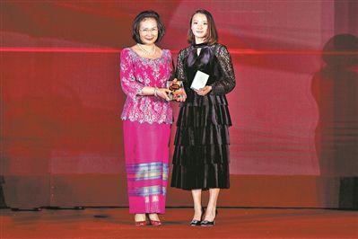 <b>黄雅琼蝉联世界羽联年度最佳女运动员</b>