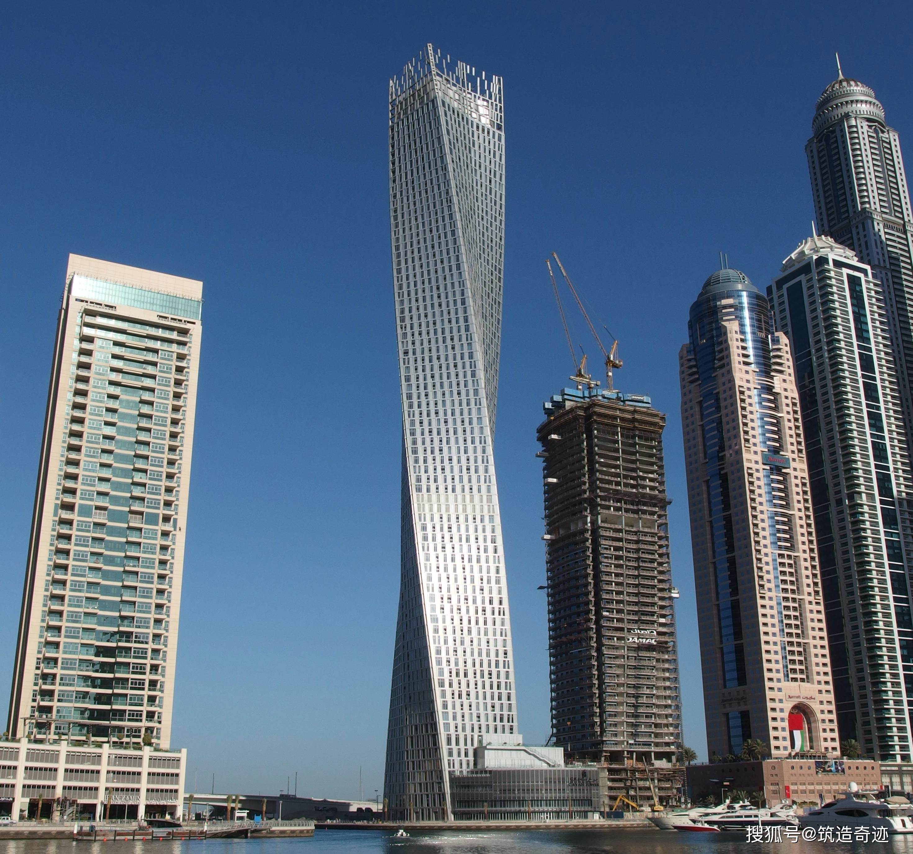 对迪拜建筑达芬奇塔的赏析_word文档在线阅读与下载_无忧文档