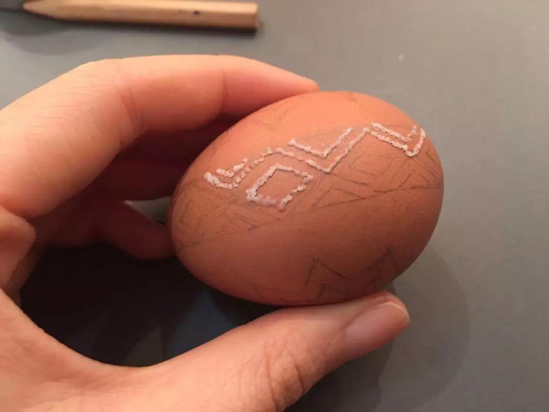 把鸡蛋丢进醋缸,它就变成了——彩蛋!