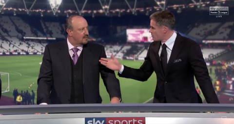 """泰国黑桑果多少钱Benitez声称""""利物浦现在有了好后卫"""" Carraghe"""