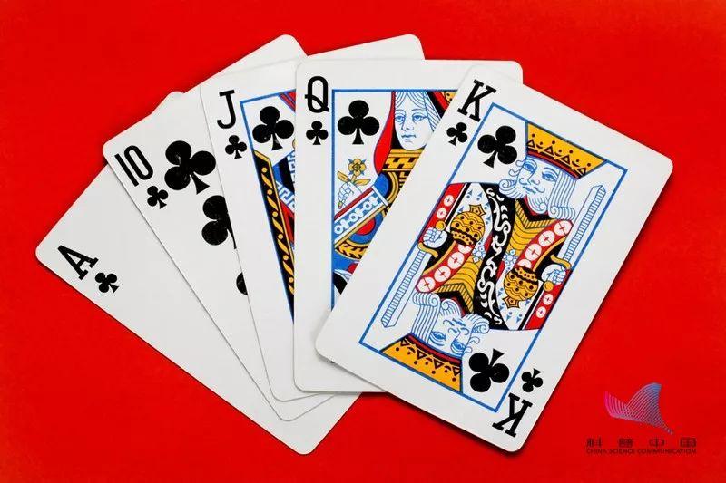 涨知识 扑克牌的JQK竟对应12个历史人物_欧洲