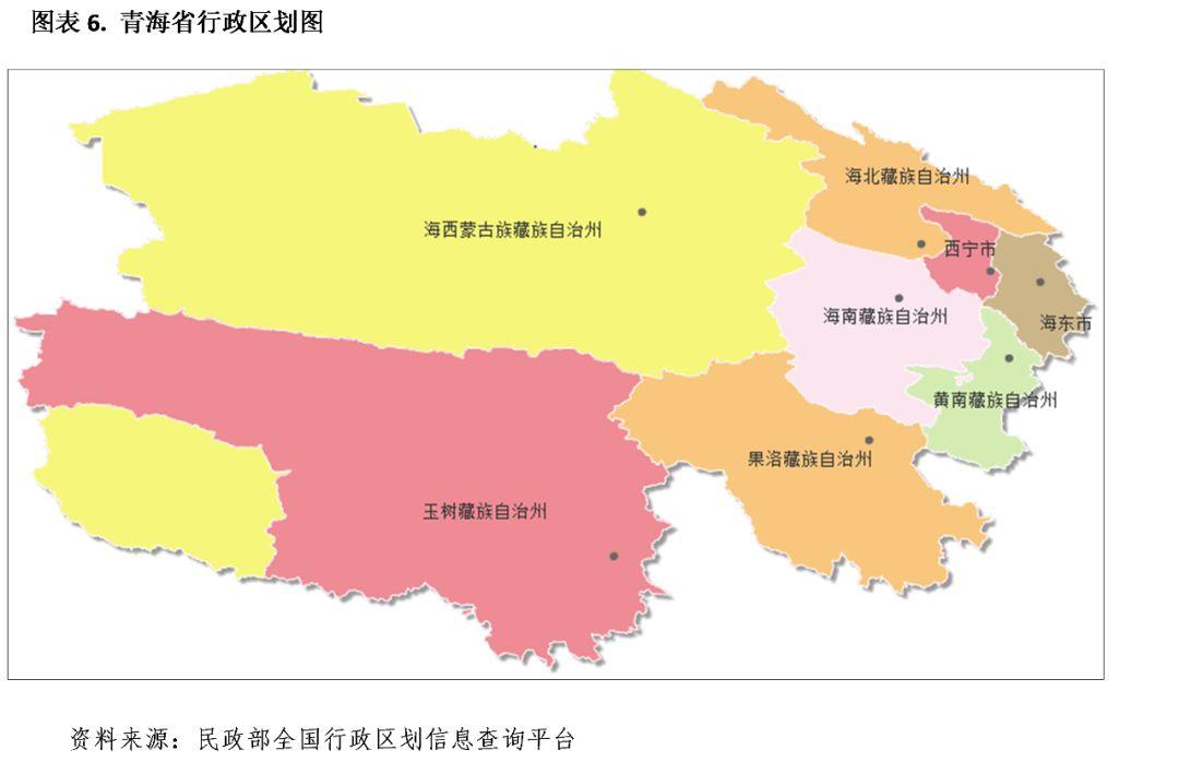 青海省2019年经济总量是多少_青海省地图