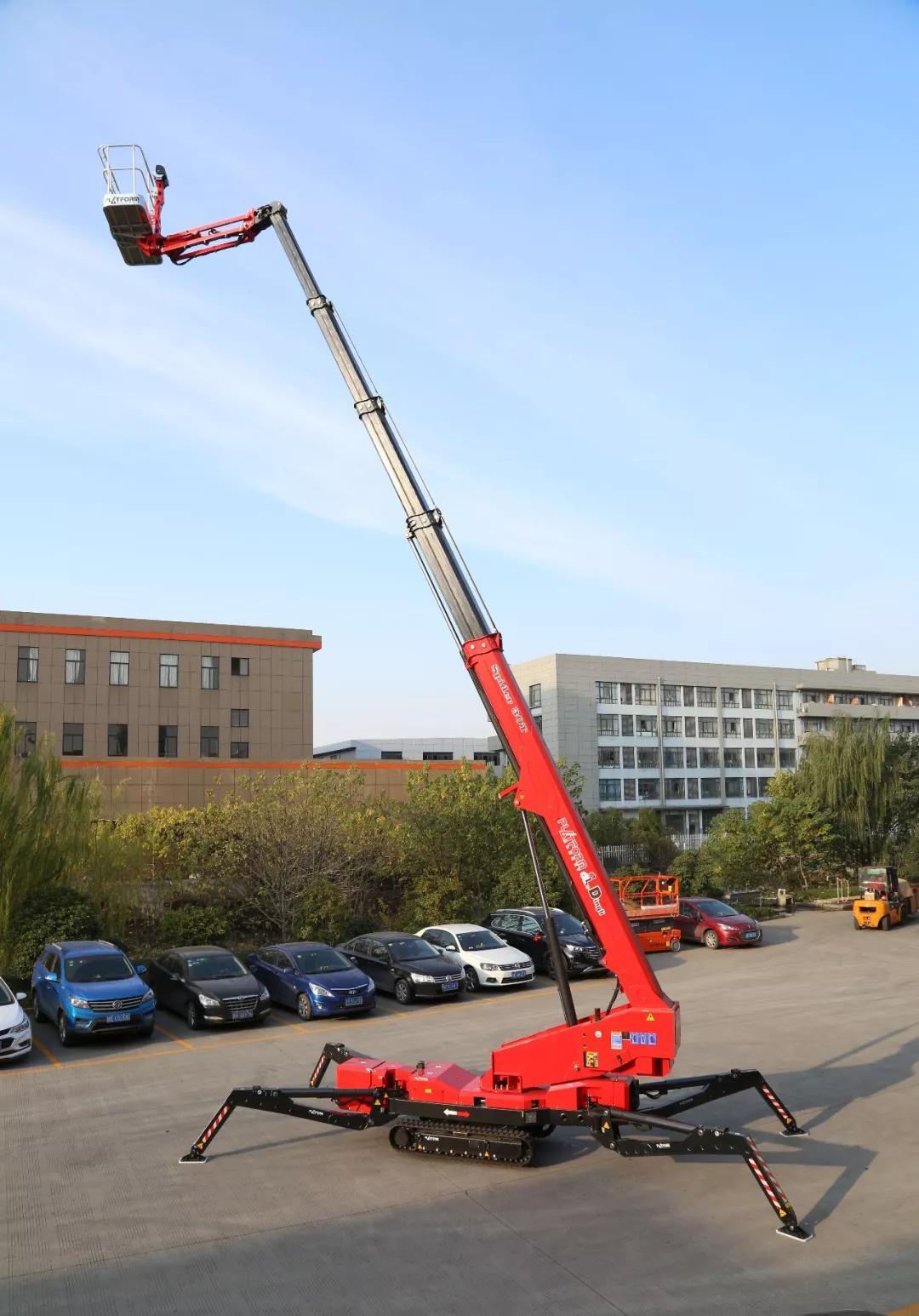 30米蜘蛛式升降机