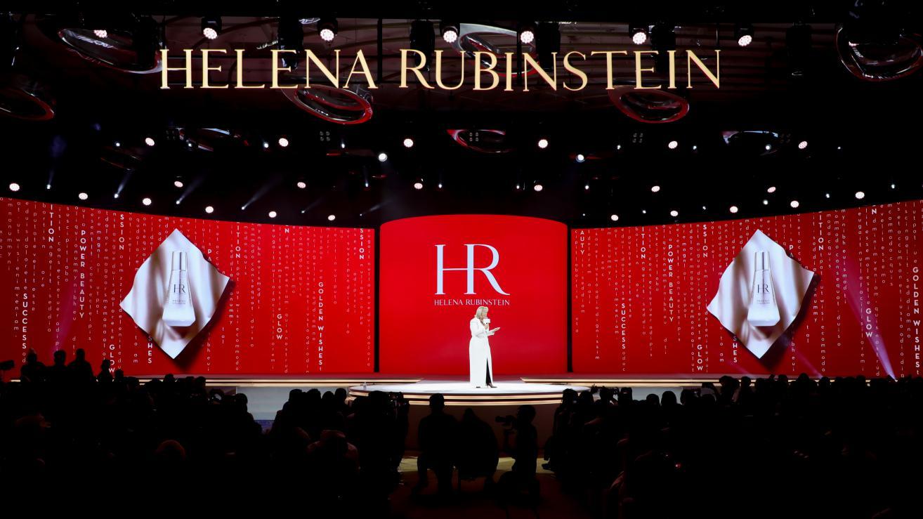 至美鎏光,焕曜新昇 赫莲娜携手品牌全球代言人王菲,再铸璀璨荣光