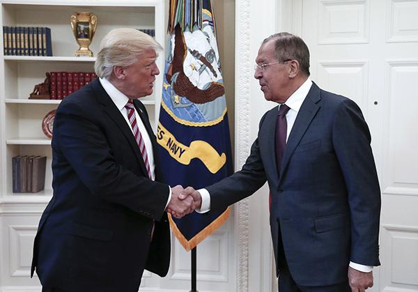 實在是高!俄外長拉夫羅夫敏感時期突訪美國,至少有三點深意_普京