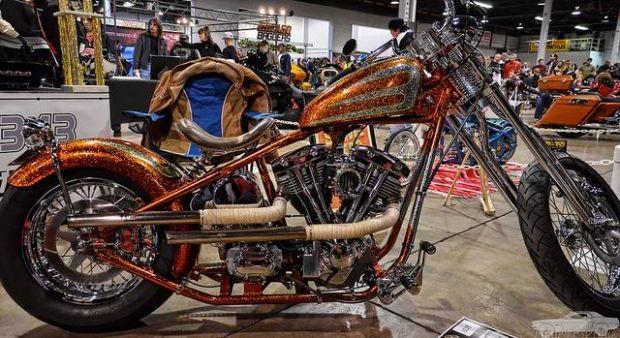 Chopper机车展