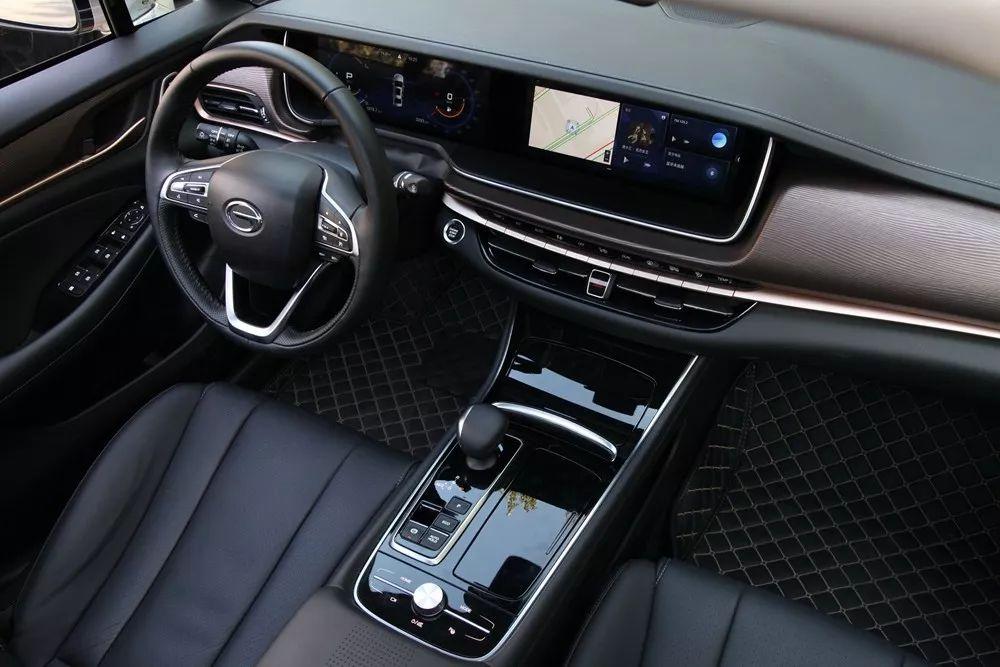 试驾 | B级的配置,A级的价格,全新传祺GA6的自动驾驶辅助已达到L2级