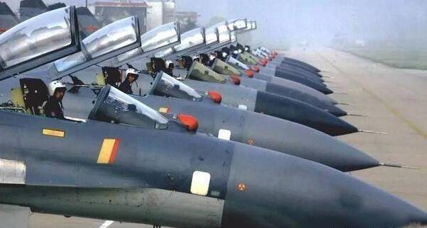 這才是中國空軍真正的主力,一度穩居東亞第一,俄卻警告后果自負_抗議