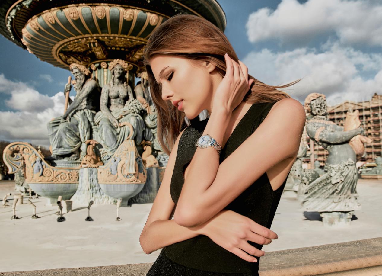 迈入中国奢侈表市场,瑞士宝爵表继承腕表之都顶级工艺!
