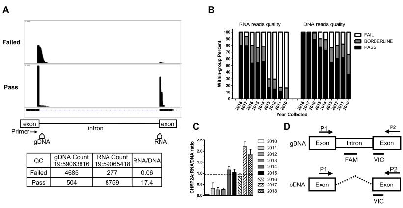 RNA+DNA同时测序 可检测癌症组织中的基因融合和碱基突变