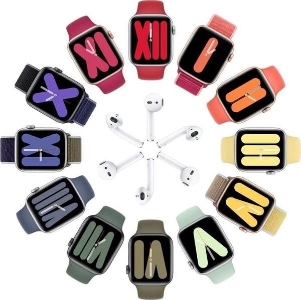 Apple Watch/AirPods立功 苹果可穿戴设备出货量猛增